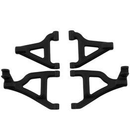 RPM 80652 - Front A-arms for 1/16 Traxxas Slash 4X4 - Black