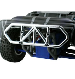 RPM 81003 - Rear Bumper for Traxxas Slash 2WD - Chrome