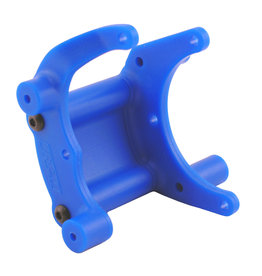 RPM 80905 - Rear Bumper Mount for Traxxas Slash 2WD - Blue