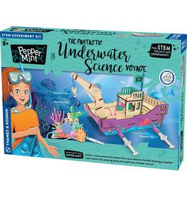 Thames & Kosmos Pepper Mint in the Fantastic Underwater Science Voyage