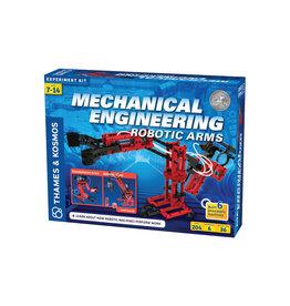 Thames & Kosmos Mechanical Engineering: Robotic Arms
