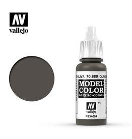 Vallejo 70.889 - Model Color Olive Brown