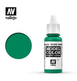 Vallejo 70.838 - Model Color Emerald Green