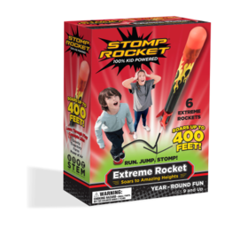 D&L Stomp Rocket Extreme Rocket
