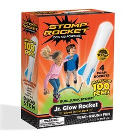 D&L Stomp Rocket Jr. Glow