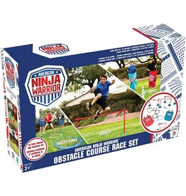 Brand 44 American Ninja Warrior: Obstacle Course Race Set