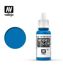 Vallejo 70.736 - Model Color Blue Fluorescent