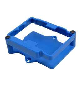RPM 70945 - ESC Cage for Traxxas VXL-3S (#3355R) ESC - Blue