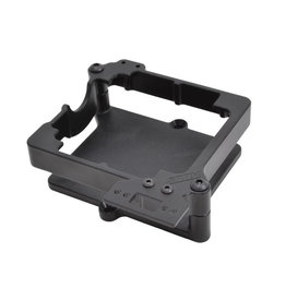 RPM 73622 - ESC Cage for Castle Mamba Monster 2, Mamba Monster X & Traxxas MXL-6S - Black