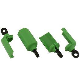 RPM 80404 - Shock Shaft Guards for Traxxas & Durango 1/10 Shocks - Green