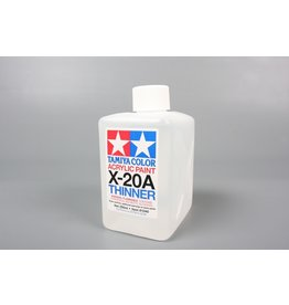 Tamiya 81040 - Acrylic/Poly Thinner X-20A 250ml