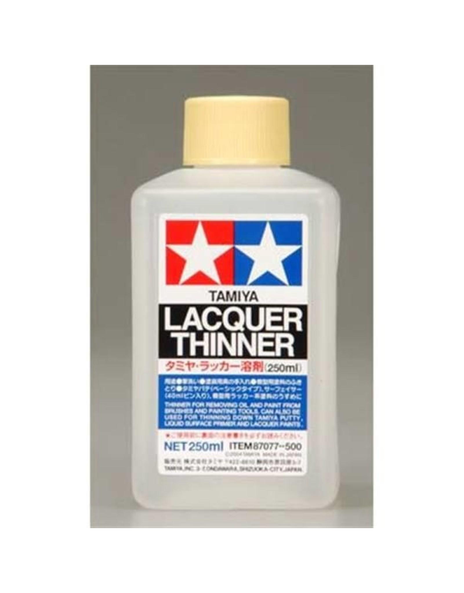 Tamiya 87077 - Lacquer Thinner 250ml