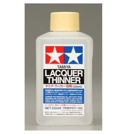 Tamiya 87077 - Lacquer Thinner 250ml