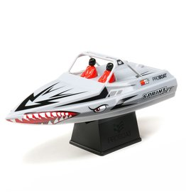 "Pro Boat 8045T1 - Sprintjet 9"" Self-Righting Jet Boat Brushed RTR - Silver"