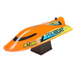 "Pro Boat 08031T1 - Jet Jam 12"" Pool Racer Brushed RTR - Orange"