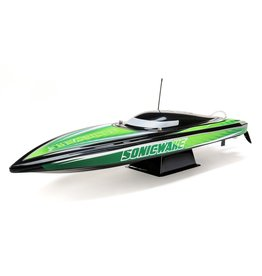 "Pro Boat 08032T2 - Sonicwake 36"" Self-Righting Brushless Deep-V RTR - Black"