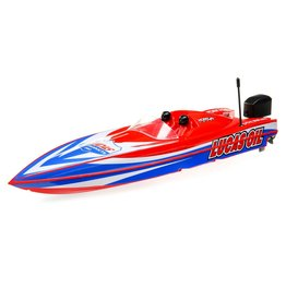"Pro Boat 08044T2 - Lucas Oil 17"" Power Boat Racer Deep-V RTR"
