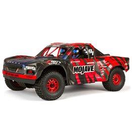 Arrma 1/7 MOJAVE 6S BLX 4WD Brushless Desert Truck RTR - Red/Black