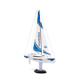 Play Steam Voyager 280 2.4G Sailboat - Blue