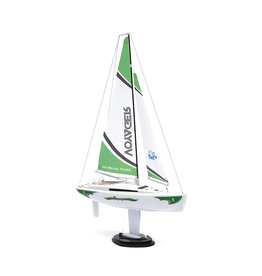 Play Steam Voyager 280 2.4G Sailboat - Green