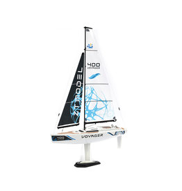 Play Steam Voyager 400 2.4G Sailboat - Blue