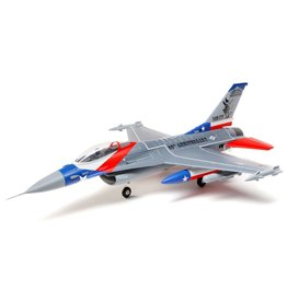 E-flite 9850 - F-16 Falcon 64mm EDF BNF Basic with AS3X and SAFE Select