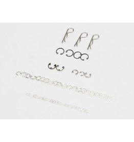 Traxxas 1633 - E-Clip/C-Clip/Snap R Ring (40)