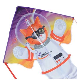 Premier Kites Large Easy Flyer Kite - Catstronaut