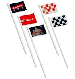 Carrera Flags (10) - Carrera GO!!!