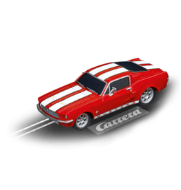 Carrera Ford Mustang '67 Race Red - Carrera GO!!!