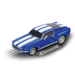 Carrera Ford Mustang '67 Race Blue - Carrera GO!!!
