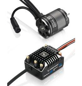 HobbyWing XERUN AXE 540 System for Rock Crawler 2300KV V1.1 - Combo
