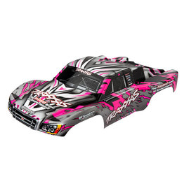 Traxxas 5847 - Painted Body for Slash 4x4 - Pink