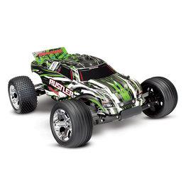 Traxxas 1/10 Rustler XL-5 2WD Stadium Truck - Green