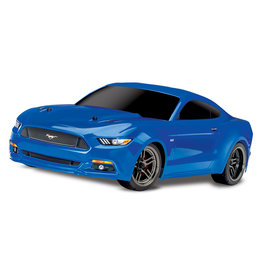Traxxas 1/10 4-Tec 2.0 Ford Mustang RTR AWD On-Road Car - Blue
