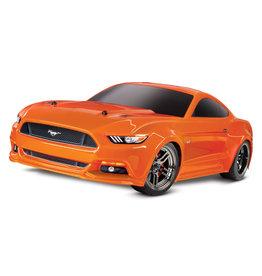 Traxxas 1/10 4-Tec 2.0 Ford Mustang RTR AWD On-Road Car - Orange