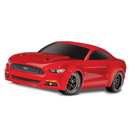 Traxxas 1/10 4-Tec 2.0 Ford Mustang RTR AWD On-Road Car - Red