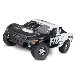 Traxxas 1/10 Slash 4X4 VXL TSM 4WD Brushless RTR Short Course Truck - FOX Racing
