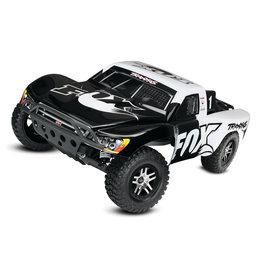 Traxxas 1/10 Slash VXL TSM 2WD Brushless RTR Short Course Truck - FOX Racing