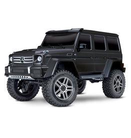 Traxxas 1/10 TRX-4 Mercedes-Benz G500 4X4² RTR Scale and Trail Crawler - Black