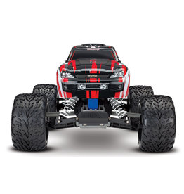 Traxxas 1/10 Stampede XL-5 2WD RTR Monster Truck - Red