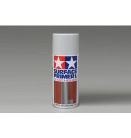 Tamiya 87042 - Surface Primer L Gray 180ml Spray Can