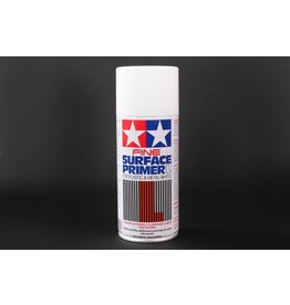 Tamiya 87044 - Fine Surface Primer L White 180ml Spray Can