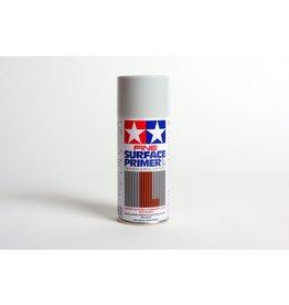 Tamiya 87064 - Fine Surface Primer Light Gray 180ml Spray Can
