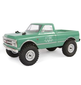 Axial 1/24 SCX24 1967 Chevrolet C10 4WD Truck Brushed RTR - Light Green