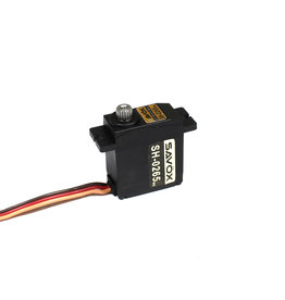 Savox SAVSH0265MG - Micro Digital MG Servo .075/33 @ 6.0V