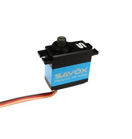 Savox SAVSW1250MG - Waterproof Premium Mini Digital Servo 0.10sec / 111.1oz @ 6V