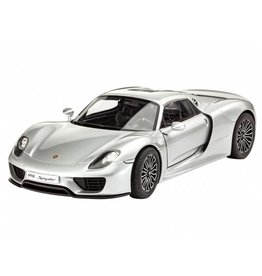 Revell of Germany 07026 - 1/24 Porsche 918 Spyder