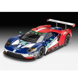 Revell of Germany 07041 - 1/24 Ford GT LeMans 2017 Race Car