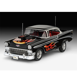 Revell of Germany 07663 - 1/24 1956 Chevy Custom